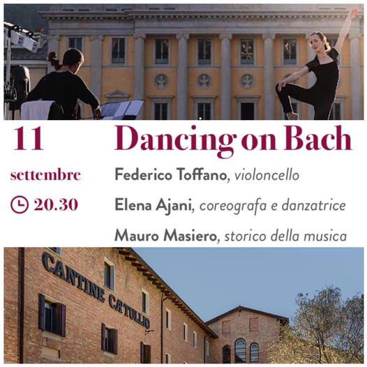 Dancing on Bach FVG